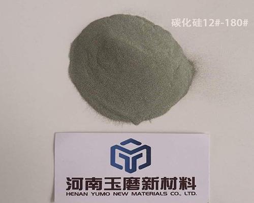 绿碳化硅微粉12-180